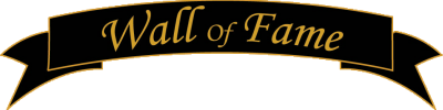 Vital Signs Wall of Fame Logo 2 -Black and Gold